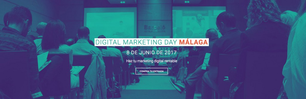 Paneque Asesores colabora en el Digital Marketing Day en Málaga
